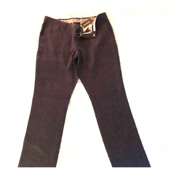 Michael Kors Other - MICHAEL KORS Men's Slim Fit Linen Trousers NWT!